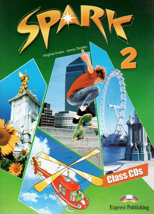 Spark 2 (��������� �� 4 CD)