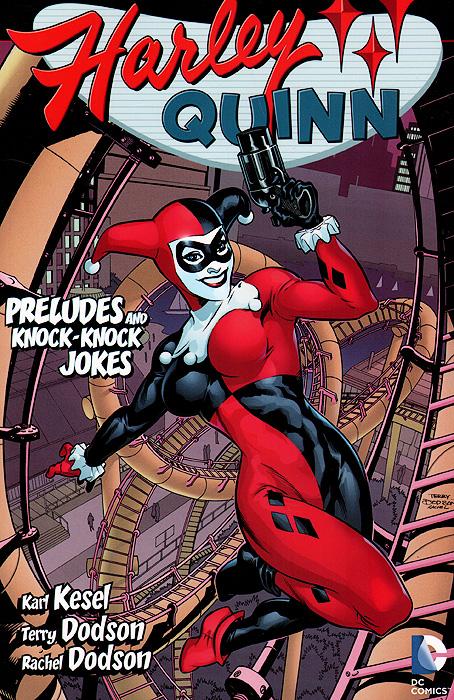 Harley Quinn: Preludes and Knock-Knock Jokes