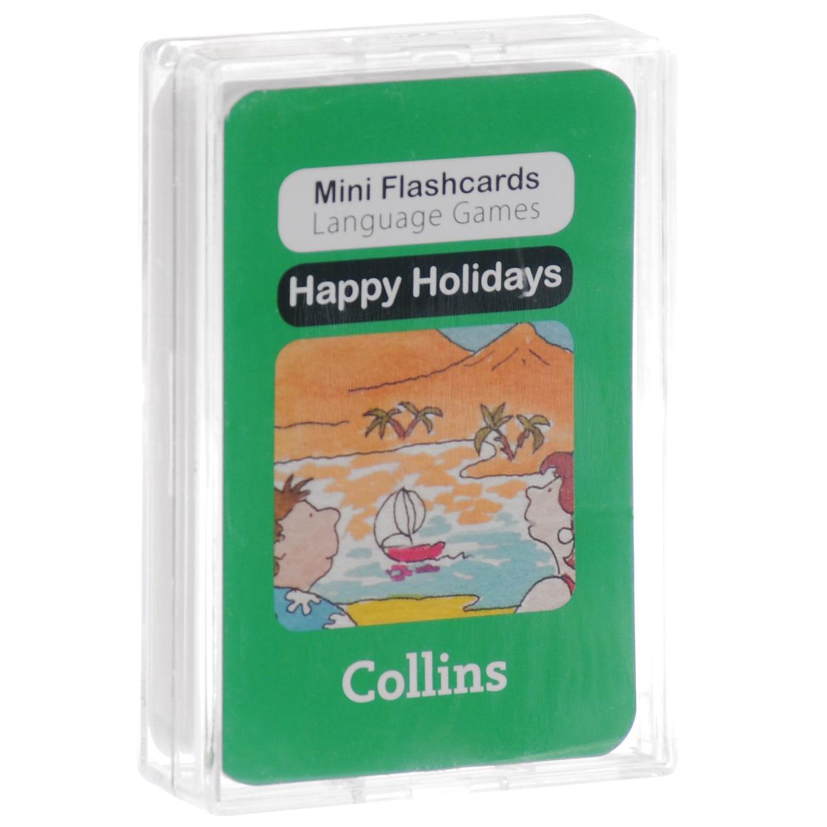 Happy Holidays (набор из 40 карточек)
