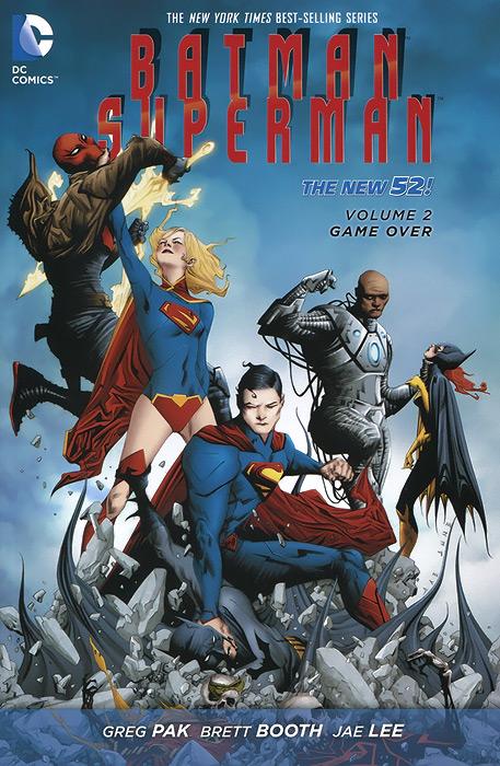 Batman / Superman: Volume 2: Game Over