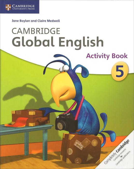Cambridge Global English 5: Activity Book