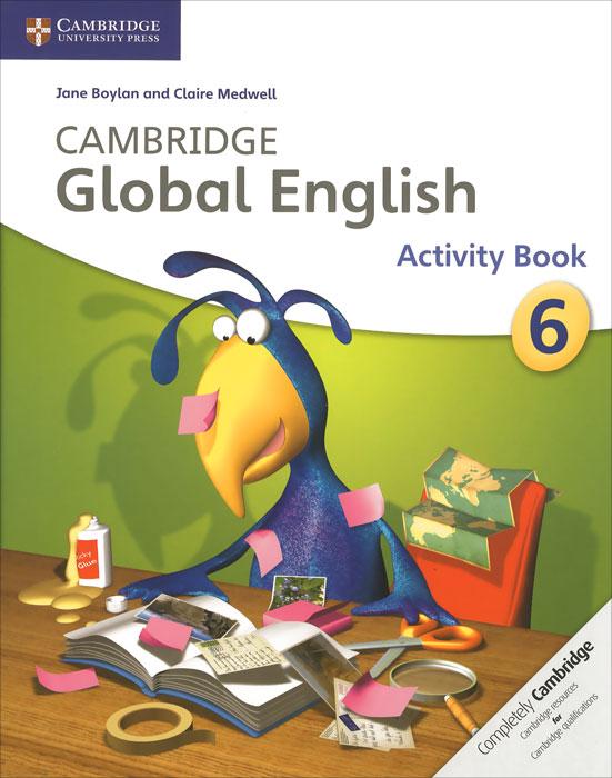 Cambridge Global English 6: Activity Book