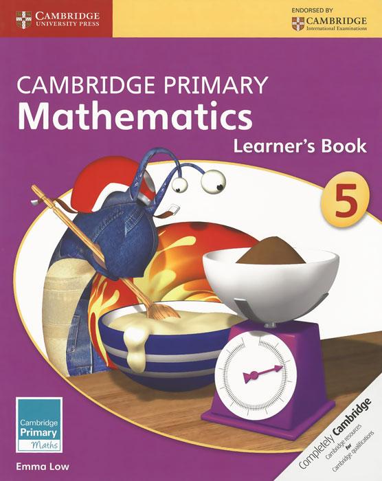 Cambridge Primary Mathematics 5: Learner's Book