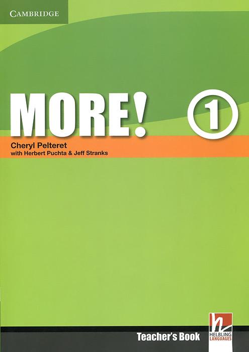 More! Level 1: Teacher's Book