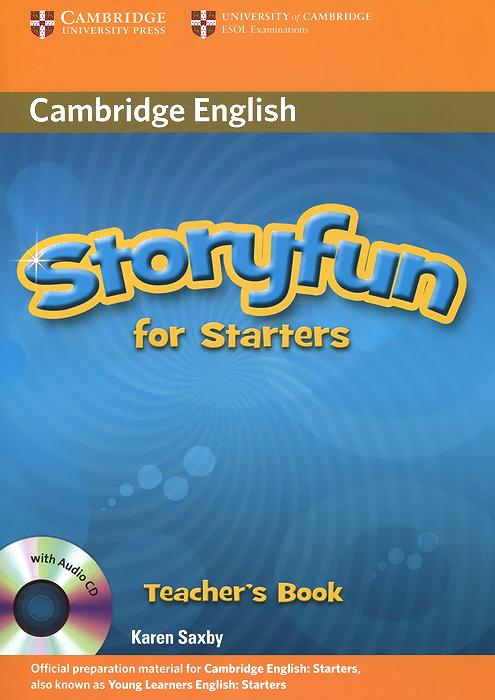 Storyfun for Starters: Teacher's Book (+ 2 CD)
