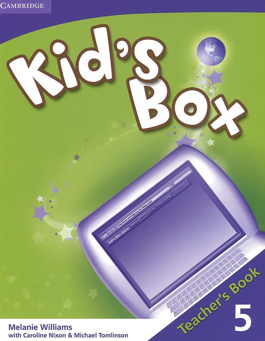 Kid's Box 5: Teacher's Book