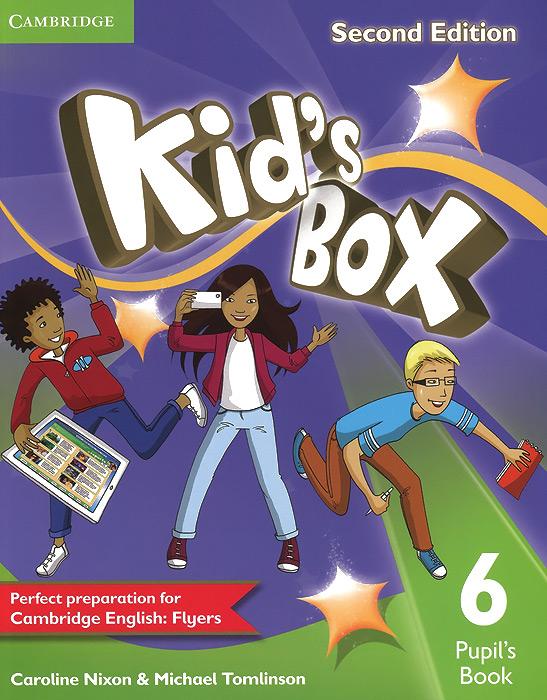 Kid's Box 6: Pupil's Book