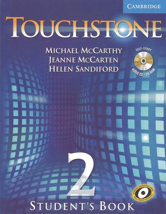Touchstone 1: Student's Book (+ CD-ROM)