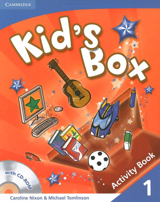Kid's Box 1: Activity Book (+ CD-ROM)
