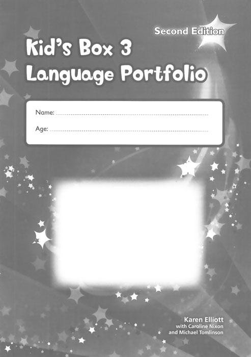 Kid's Box 2: Language Portfolio