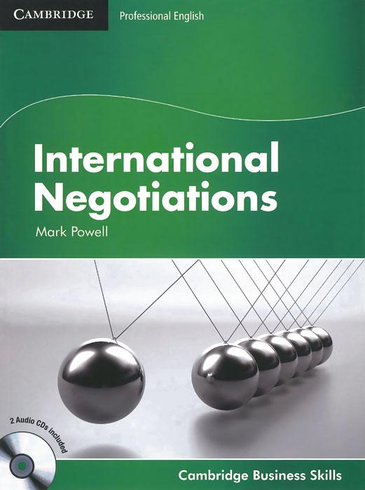 Cambridge: International Negotiations