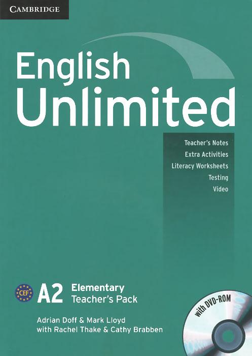 English Unlimited: Elementary Teacher's Pack (+ DVD-ROM)