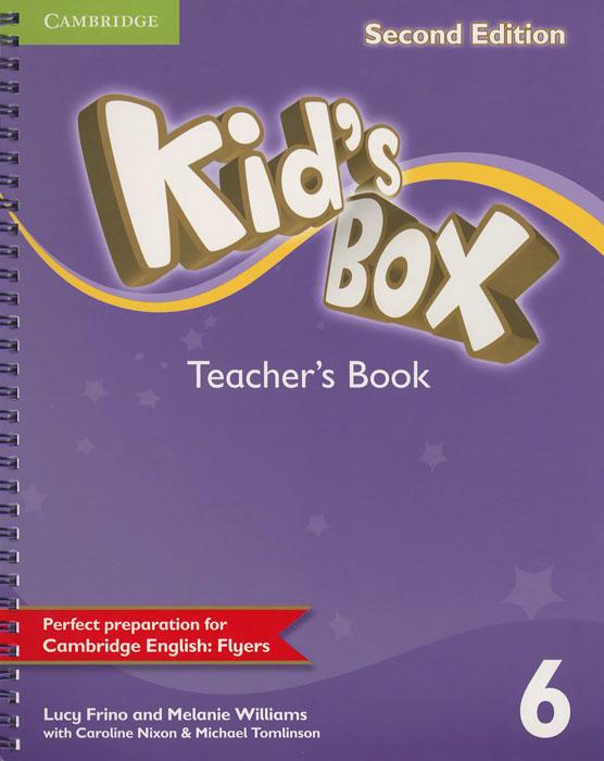 Kid's Box 6: Teacher's Book