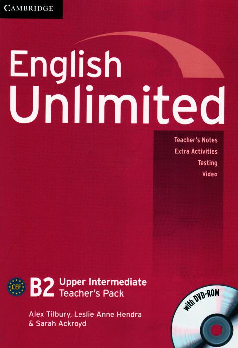English Unlimited B2: Upper Intermediate Teacher's Pack (+ DVD-ROM)