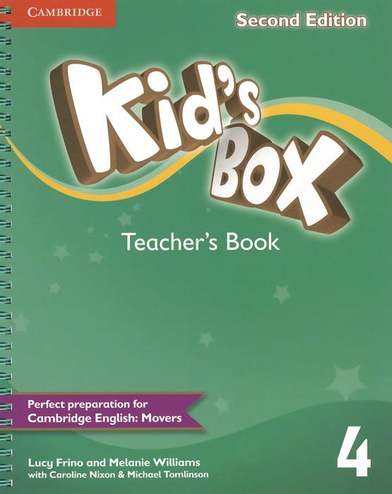 Kid's Box 4: Teacher's Book