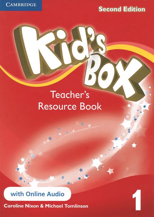 Kid's Box 1: Teacher's Resource Book with Online Audio