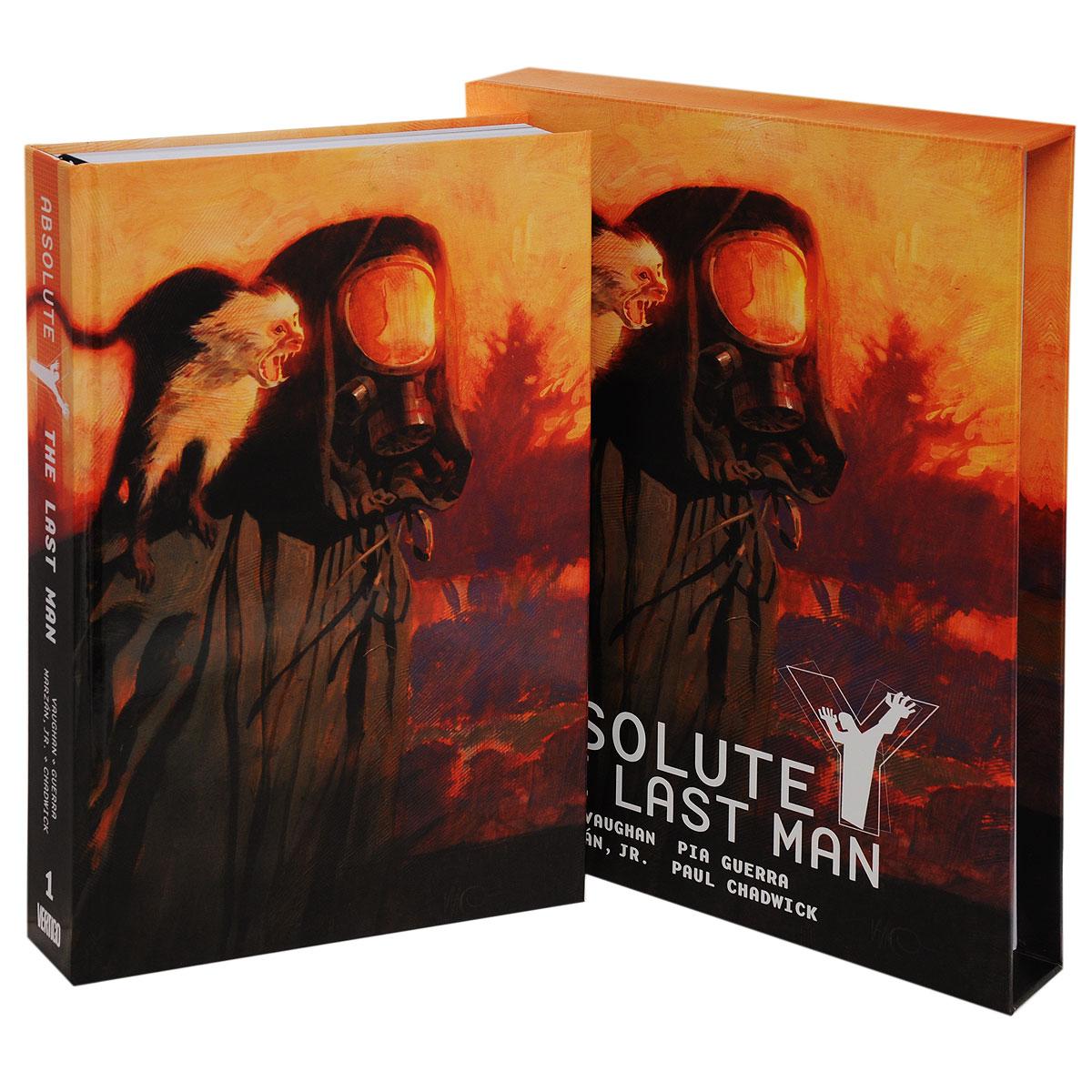 Absolute Y: The Last Man: Volume 1