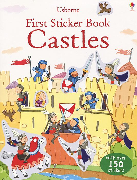 First Sticker Book: Castles