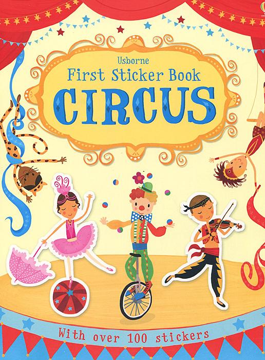 First Sticker Book: Circus