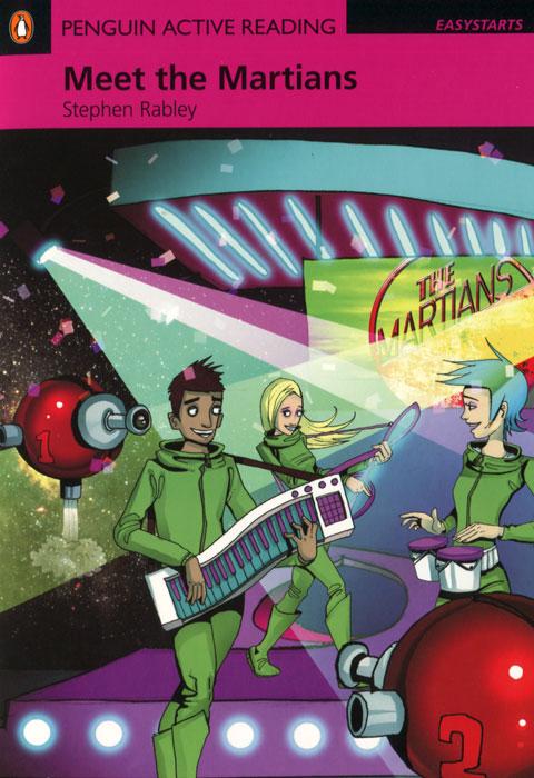 Meet the Martians: Easystarts (+ CD-ROM)
