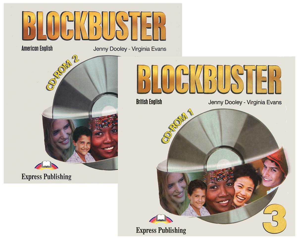 Blockbuster 3: American English (CD-ROM)