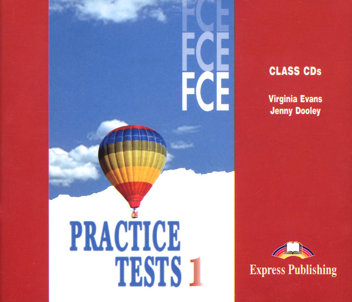 FCE Practice Tests 1: Class CDs (аудиокурс на 3 CD)
