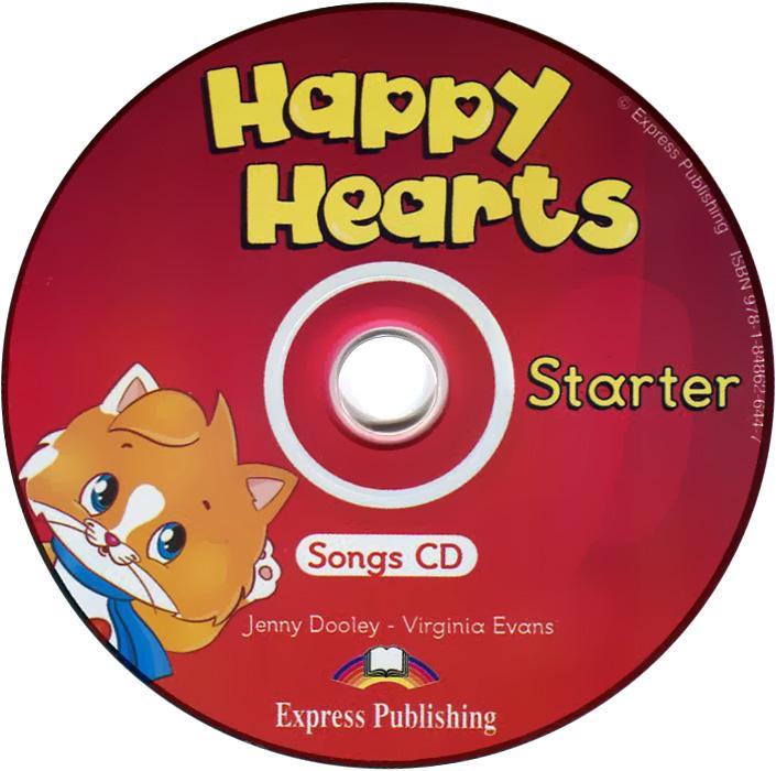 Happy Hearts: Starter: Songs CD (��������� CD)