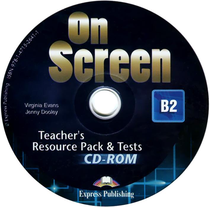 On Screen B2: Teacher's Resource Pack & Tests (аудиокурс CD)