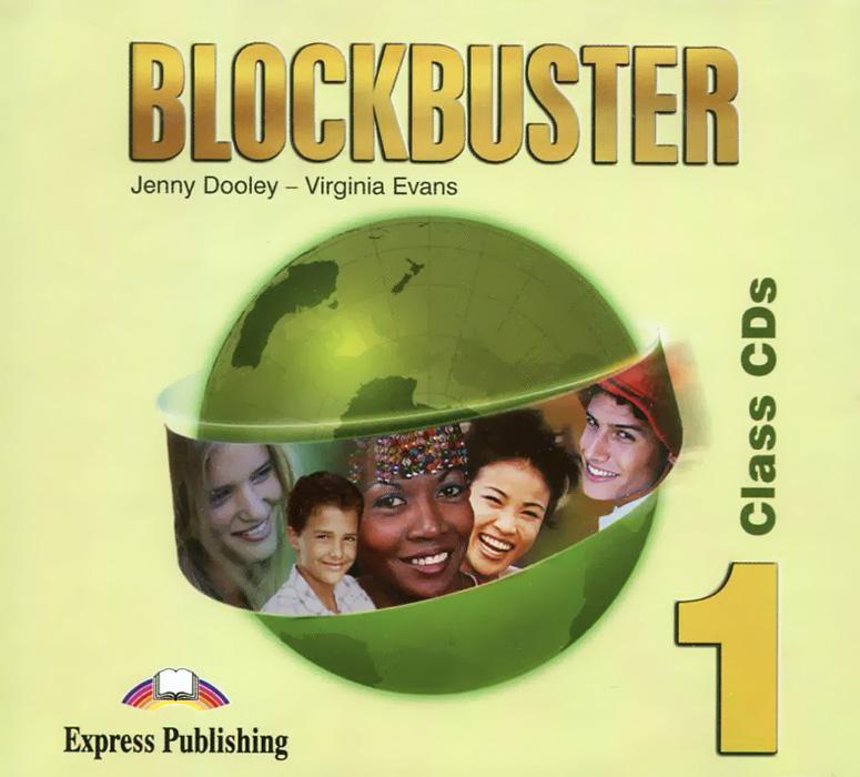 Blockbuster 1: Class Audio CDs (аудиокурс на 4 CD)