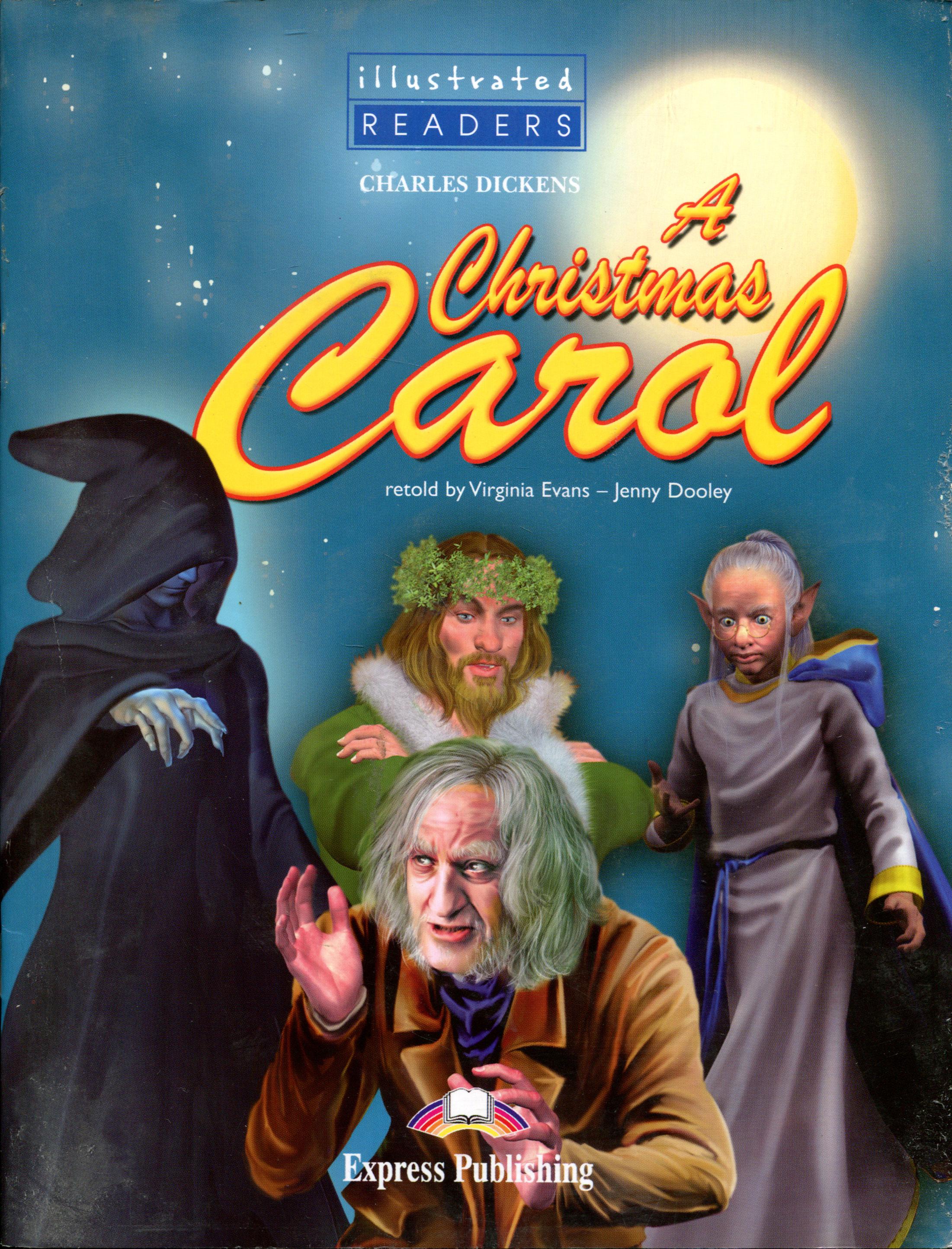 A Christmas Carol: Level 4