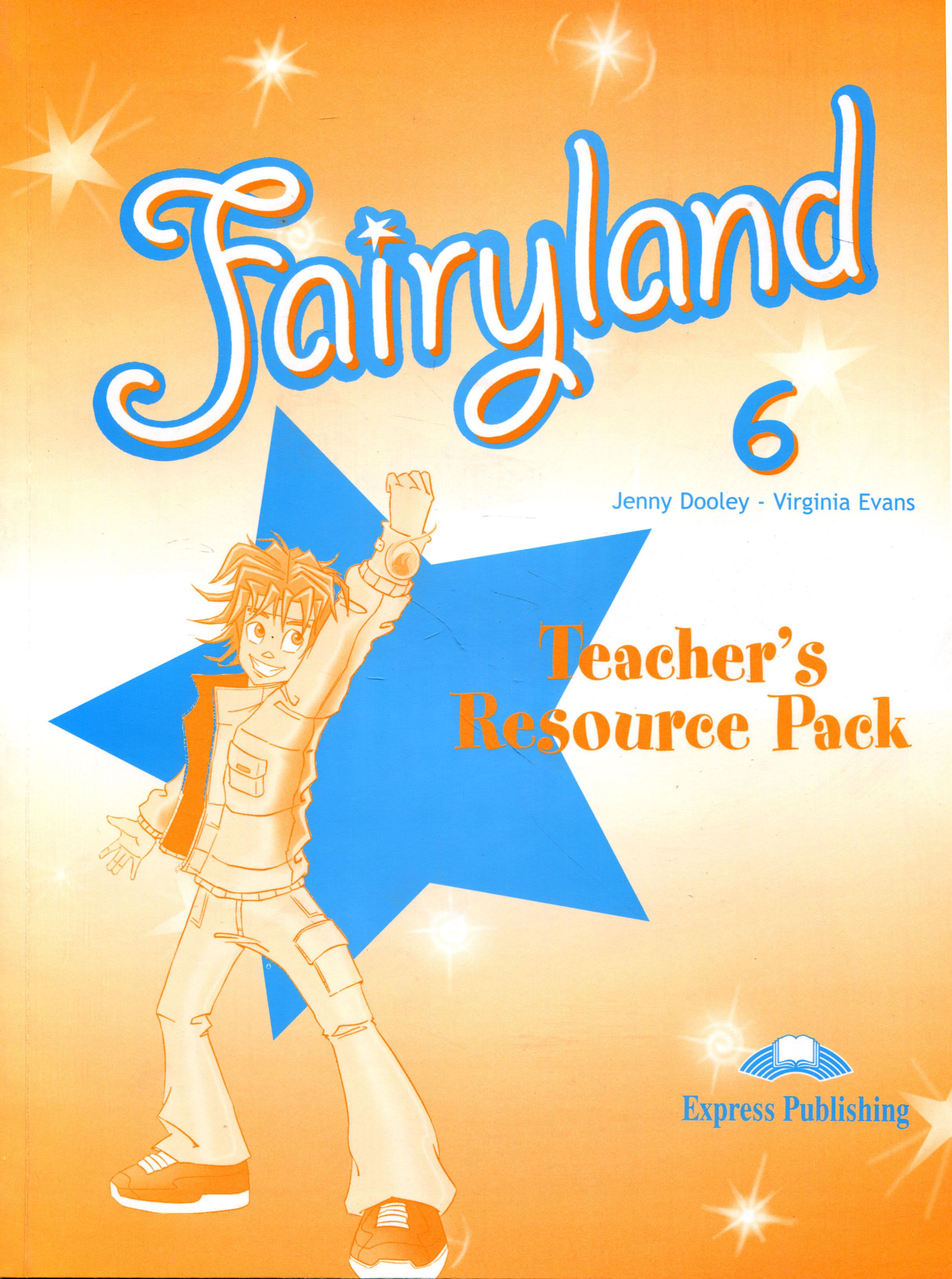 Fairyland 6: Teacher's Resource Pack