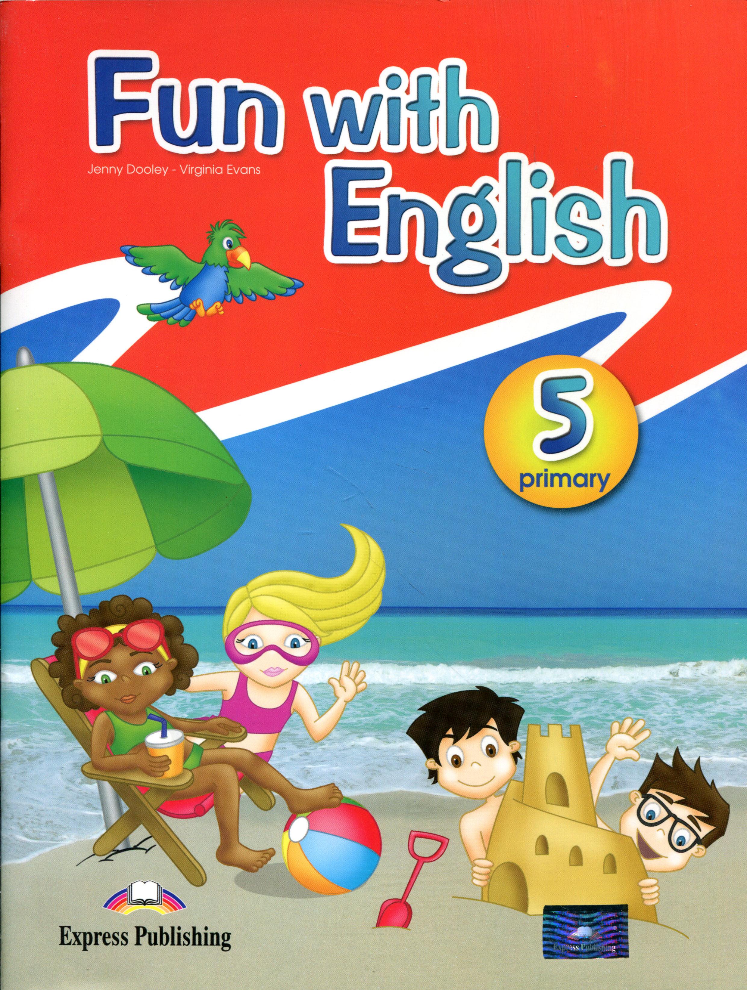 Fun with English: Primary 5