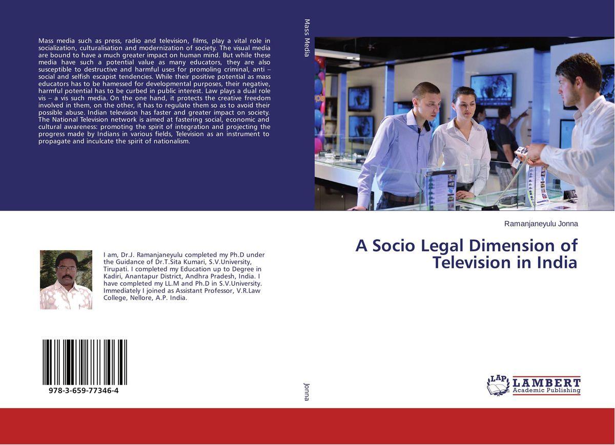 A Socio Legal Dimension of Television in India