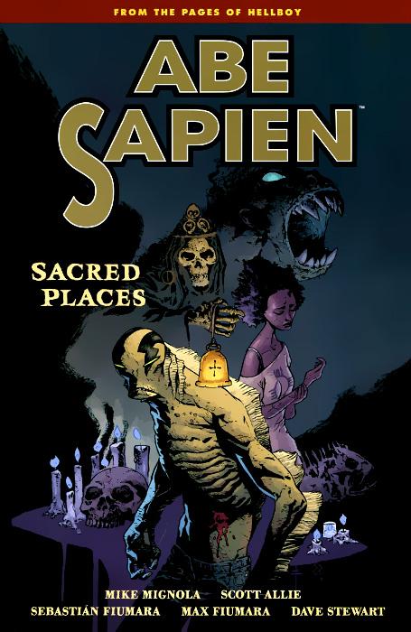 Abe Sapien: Volume 5