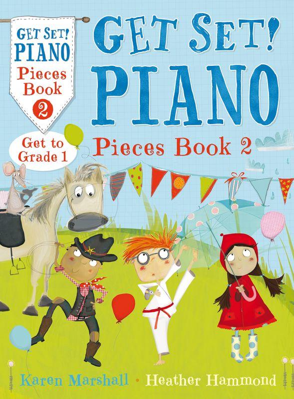 Get Set! Piano Pieces Book 2