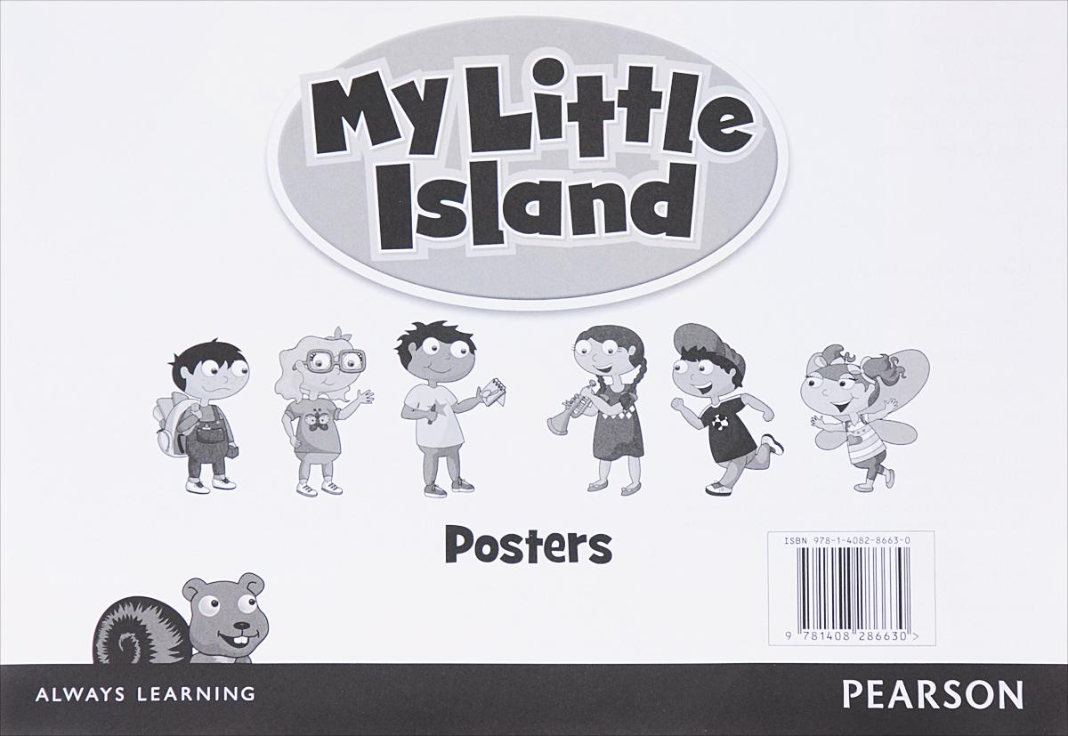My Little Island: Poster