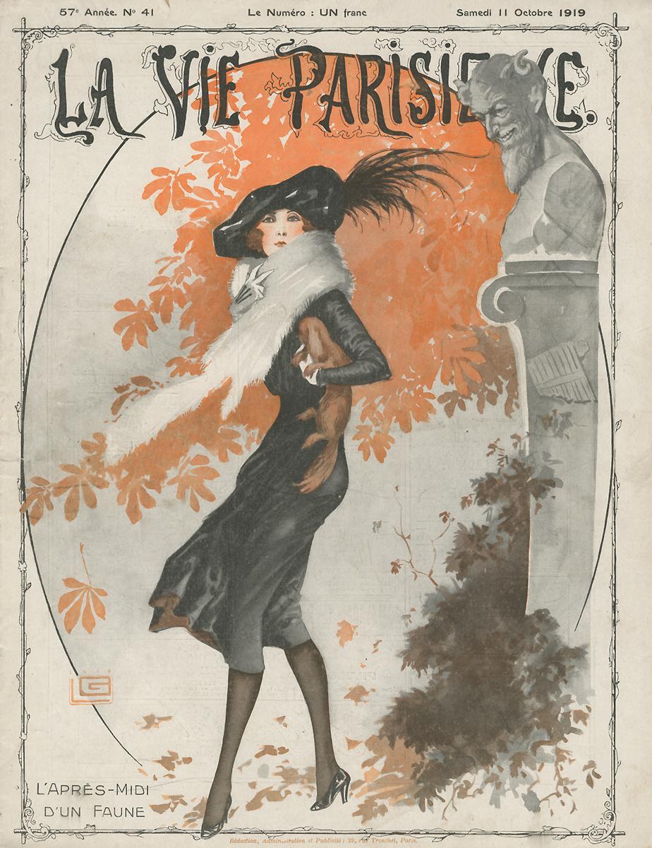 La Vie Parisienne, №41, октябрь 1919