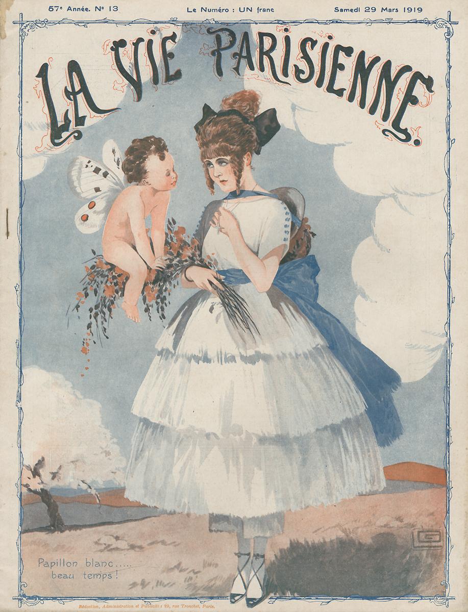 La Vie Parisienne, №13, март 1919