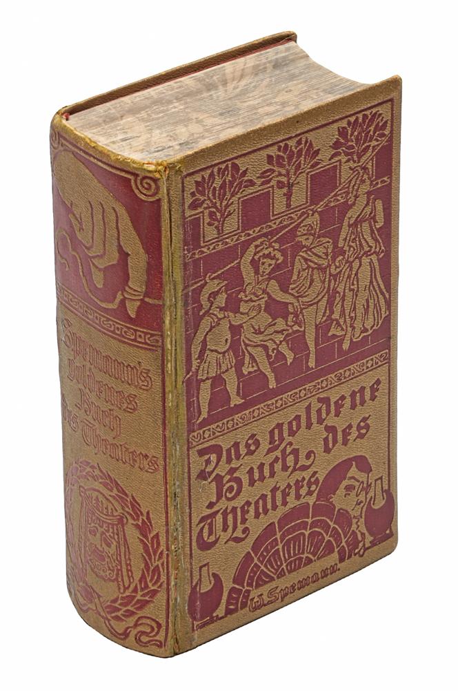 Spemanns goldenes Buch des Theaters