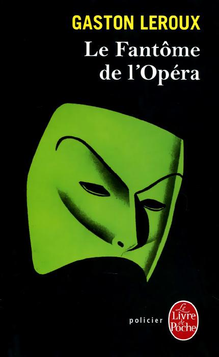 Le fantome de l'opera