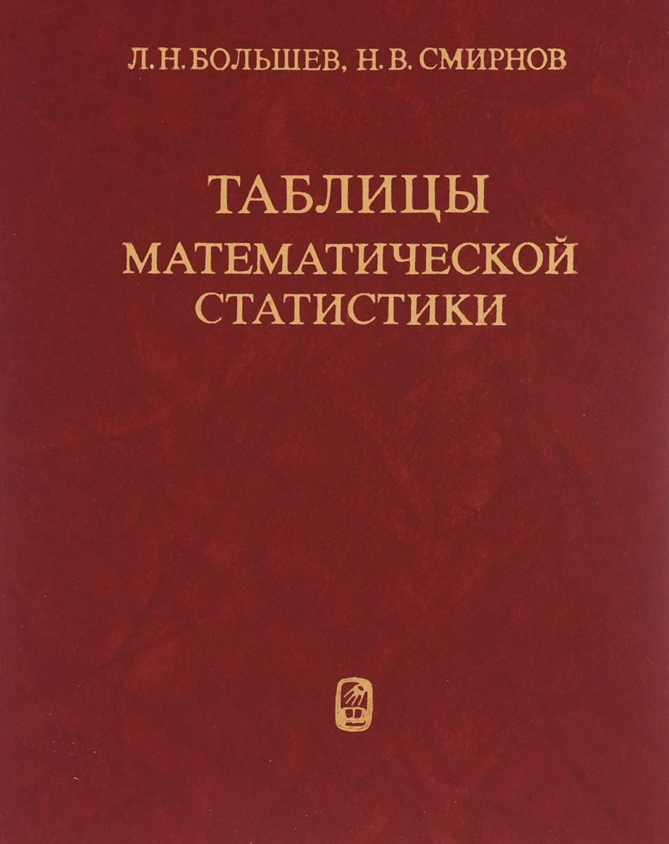 Таблицы математической статистики