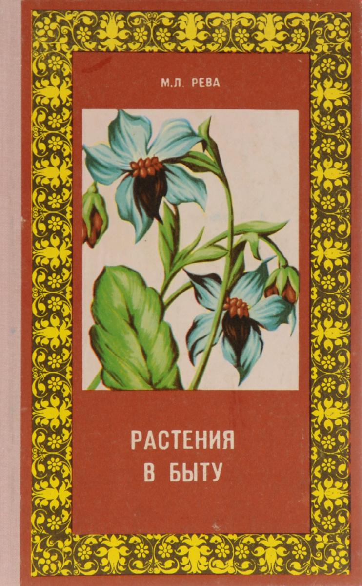 Растения в быту