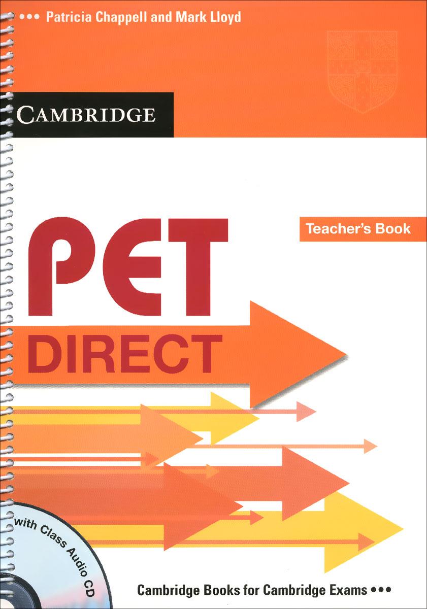 PET Direct: Teacher's Book (+ CD)