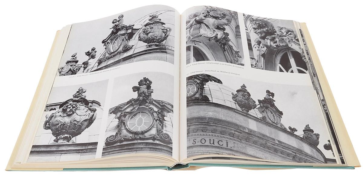 Sanssouci: Ein Beitrag zur Kunst des deutschen Rokoko