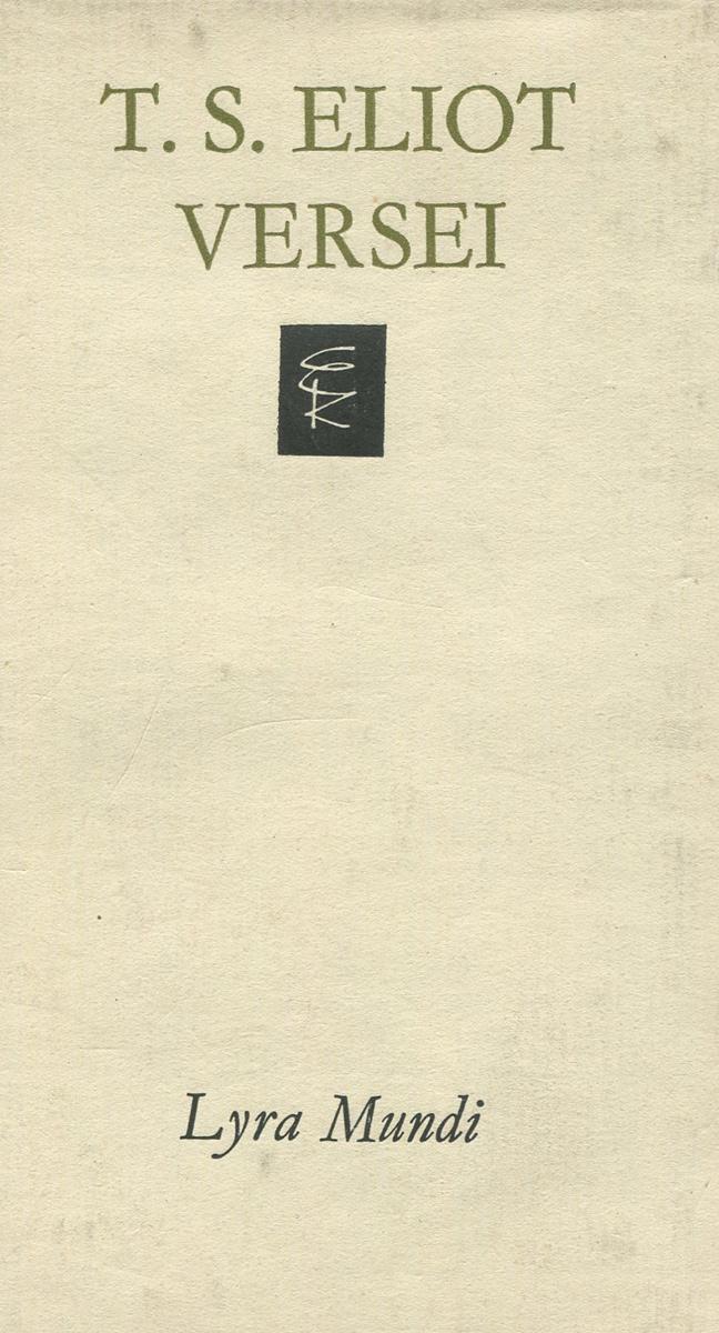 T. S. Eliot: Versei