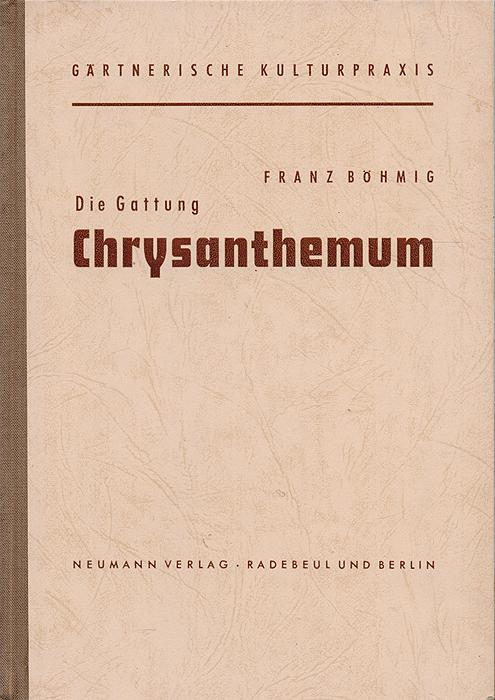 Die Gattung Сhrysanthemum
