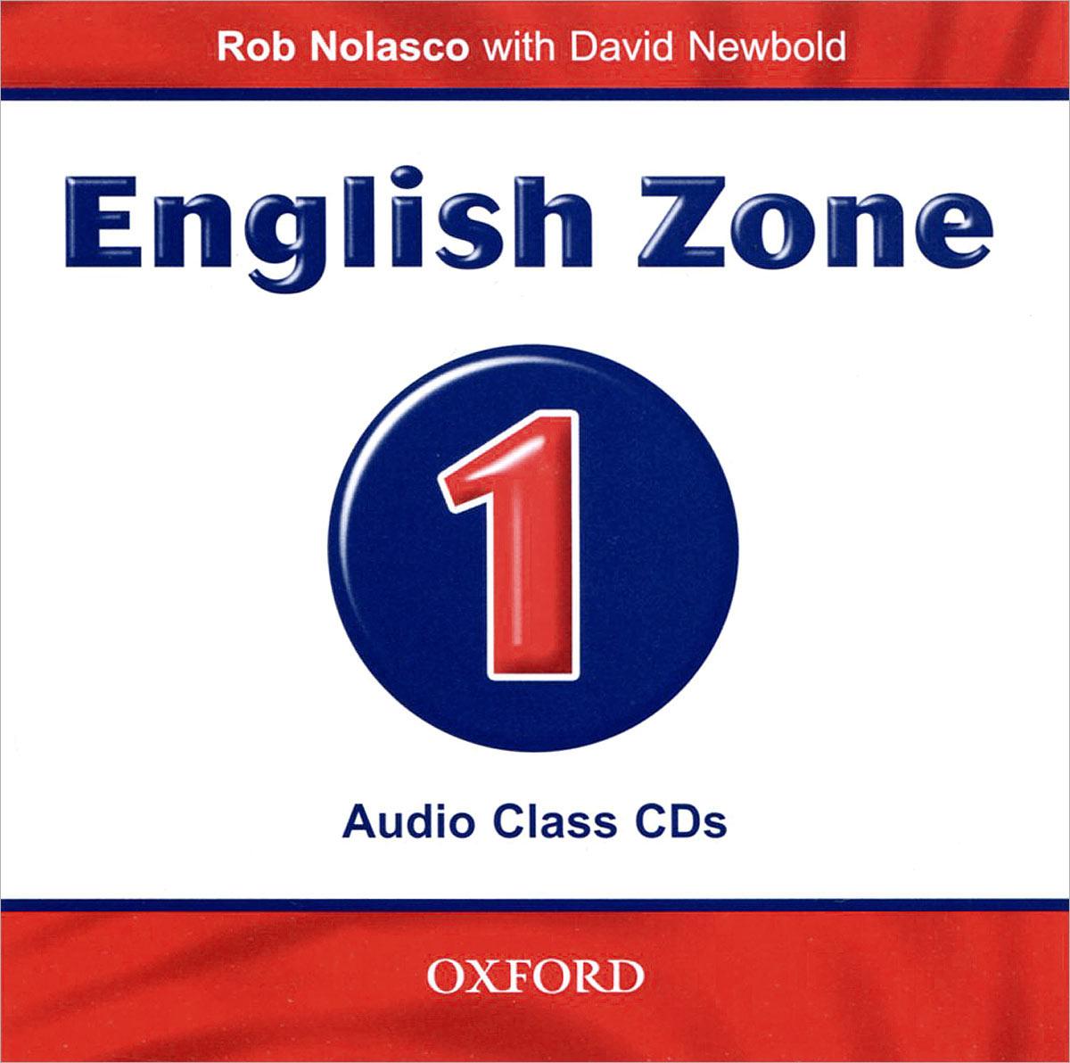 English Zone 1: Audio Class CDs (аудиокурс на 2 CD)