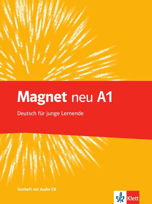 Magnet NEU A1 Testheft + CD