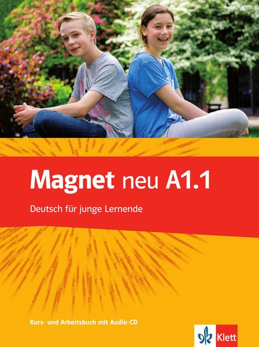 Magnet NEU A1.1 Kurs- und Arbeitsbuch +CD