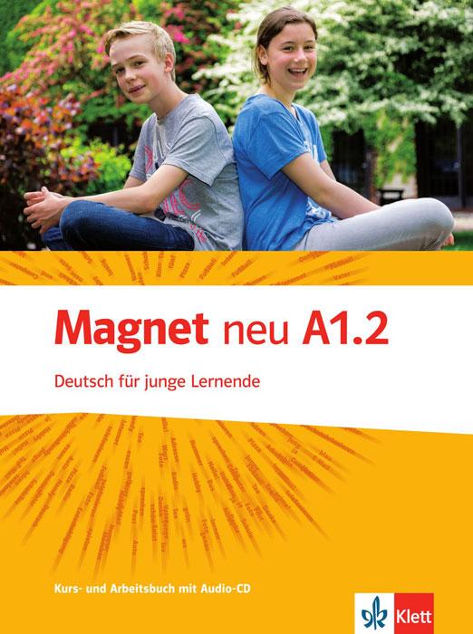 Magnet NEU A1.2 Kurs- und Arbeitsbuch +CD
